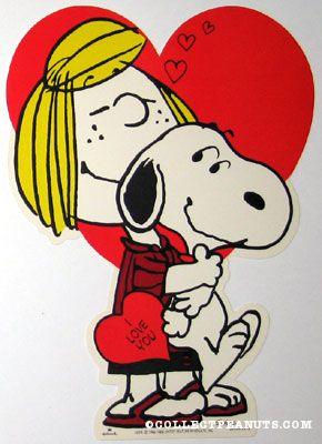 Peanuts valentine s day press out designs collectpeanuts com