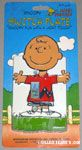 Charlie Brown with outstretched arms Switch Plate