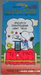 Magician Snoopy and Woodstock by Top Hat Switch Plate