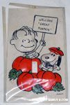Linus & Snoopy in Pumpkin Patch Switch Plate