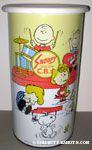 Peanuts Gang band 'Snoopy & the C.B.s' Wastebasket