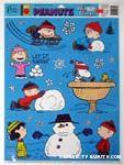 Peanuts Gang Winter