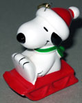 Peanuts & Snoopy Ceramic & Porcelain Christmas Ornaments