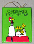 Peanuts & Snoopy General Determined Productions Christmas Ornaments