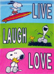 Peanuts & Snoopy Spring & Easter Flags