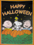Peanuts & Snoopy Halloween Flags