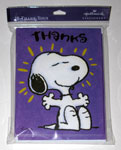 Peanuts & Snoopy Holiday Cards