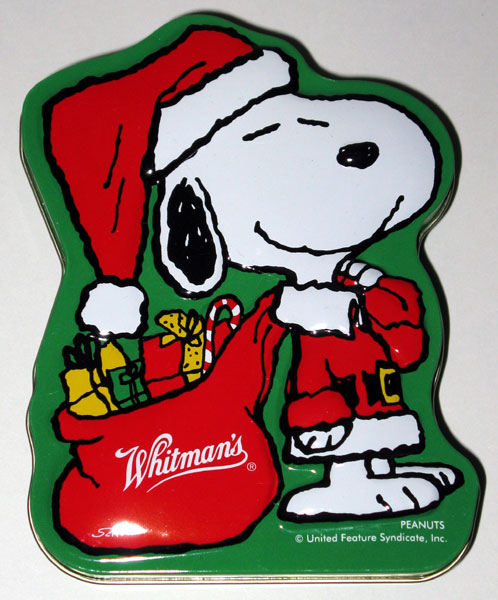 Peanuts & Snoopy Whitman's Chocolates Collectibles For Sale ...