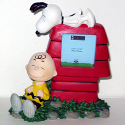 For Sale – Snoopy & Charlie Brown Picture Frame