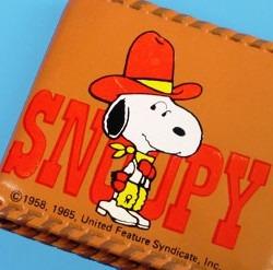 Snoopy Cowboy Collectibles
