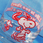 Peanuts & Snoopy Anchor Hocking Collectibles