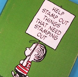 Peanuts Linus Collectibles