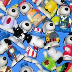 McDonald's World Tour Snoopy