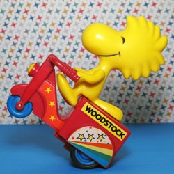 Peanuts Woodstock Collectibles