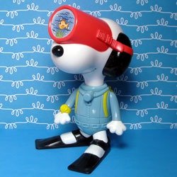Peanuts Swimming Collectibles