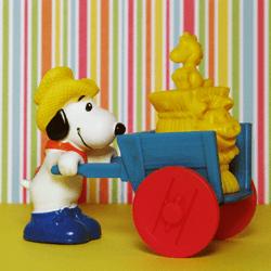 McDonald's Farmer Toys