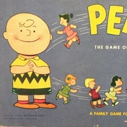 Peanuts - The Game of Charlie Brown and His Pals