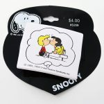 Lucy kissing Schroeder Hair Clip