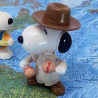 Venezuela Snoopy World Tour Series 2 Toy