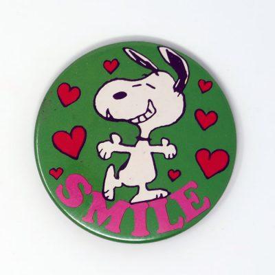 Snoopy 'Smile' Mini Mirror