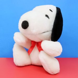 Snoopy Plush Doll Radio