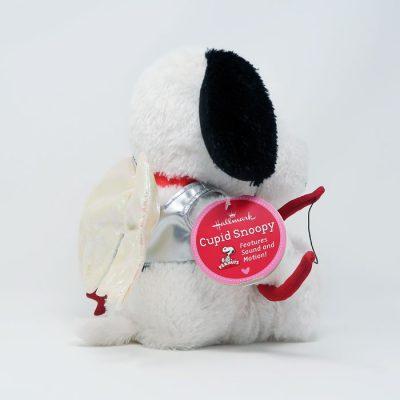 Valentine's Day Cupid Snoopy Plush Toy