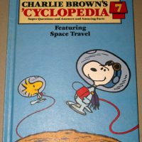 Charlie Brown's 'Cyclopedia, Featuring Space Travel, Vol. 7