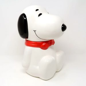 Snoopy Cookie Jar - Benjamin & Medwin Snoopy Kitchenware