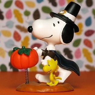 Peanuts Fall & Autumn Shop