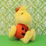 Woodstock Halloween Pumpkin Costume Plush