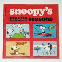 Snoopy's Facts & Fun Book about Planes