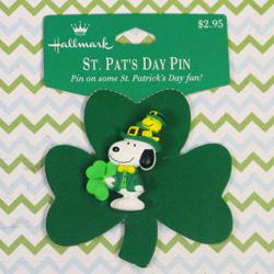 Peanuts St. Patrick's Day Shop