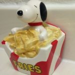 Snoopy Fries Bank