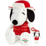 Snoopy, the Holiday Ambassador at Macy's