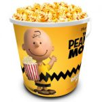 The Peanuts Movie Popcorn Bucket