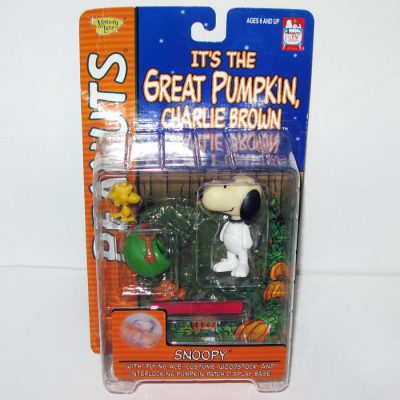 Snoopy Flying Ace and Woodstock Play Set