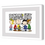 Peanuts Framed Prints and Canvas Artwork