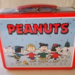 Peanuts Christmas Candy Lunch Box