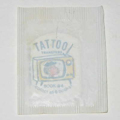 Linus - Tattoo Transfer Book #4