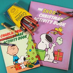 Peanuts Coloring Fun!