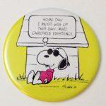 Snoopy Joe Cool Plaquette from Hallmark