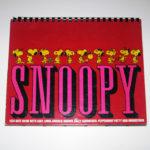 Peanuts Date Book Wall Calendar - 1974
