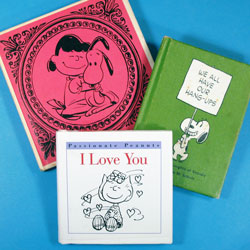 Peanuts & Snoopy Books