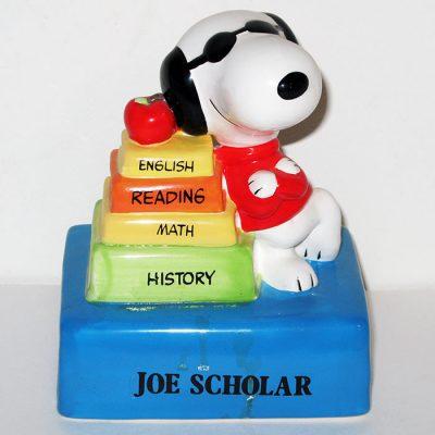 Snoopy Joe Scholar Musical