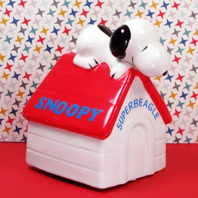 Snoopy on Doghouse Superbeagle Musical