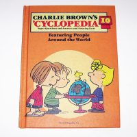 Charlie Brown's 'Cyclopedia, Featuring People, Vol. 10
