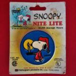 Snoopy Nite Lite by Monogram