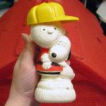 Peanuts Avon Bath Soaps - Peanuts Treasure Box
