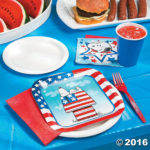 Snoopy Fourth of July Shop