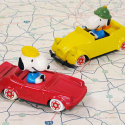 Snoopy's Summer Road Trip